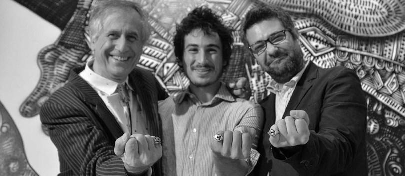 Antonio Colombo, Zio Ziegler, Ivan Quaroni