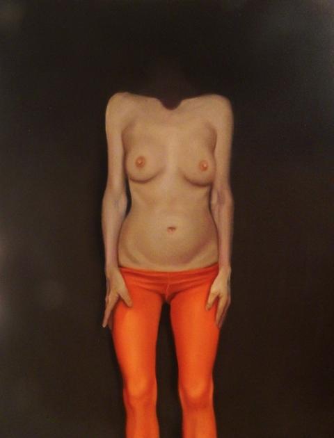 1.Giuliano Sale, Dopo di te, olio su tela, 110x85 cm., 2012