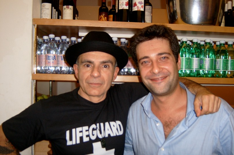 Ivan Quaroni e Ronnie Curtone