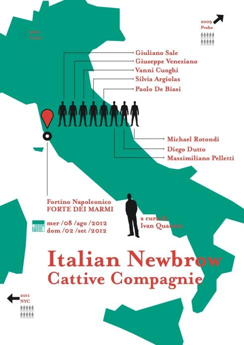 Info-Grafica Italian Newbrow