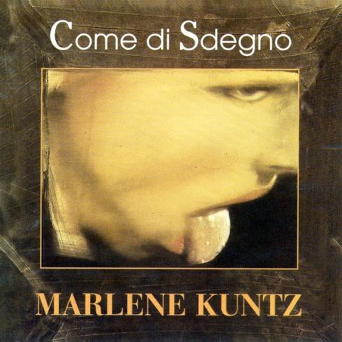 Marlene Kuntz - Come di sdegno Cover di Daniele Galliano
