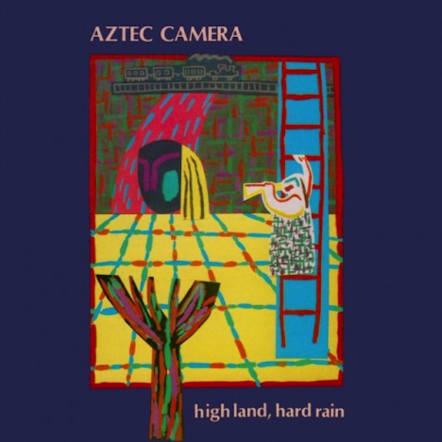 We Could Write Letters Aztec Camera
