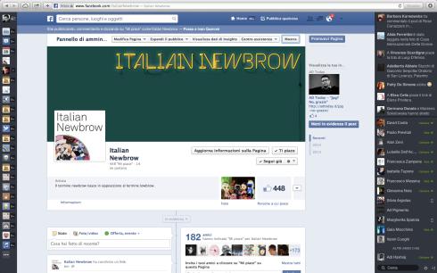 Italian Newbrow