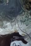 Jacopo_Casadei,''_secret_story-_un_braccio_nel_sogno_'',2011,__mista_su_tela,_100_x_70_cm