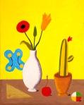 2-Enzo Forese, Senza titolo, olio su tela, 24x30 cm., 2011
