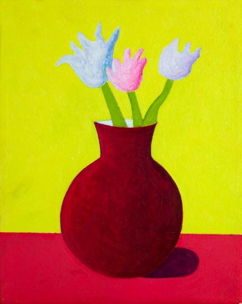 4-Enzo Forese, Senza titolo, olio su tela, 24x30 cm-1-2011