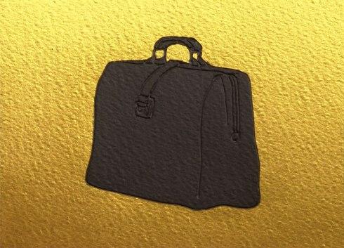 Massimo-Dalla-Pola,-Mosbach-Gruber,-2013,-acrilico-su-carta,-13x18cm