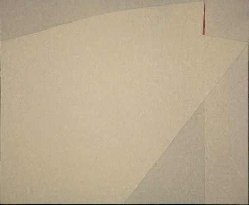 AC murale 79, acrilico su pavatex, 35x42 cm., 1970