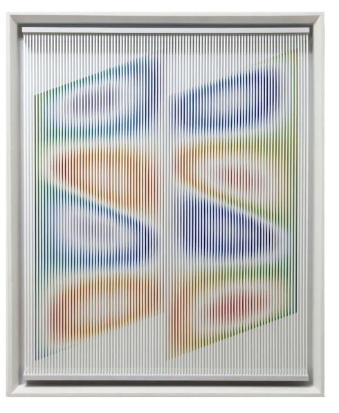Un gradevole venticello, 76x62 cm., 1999