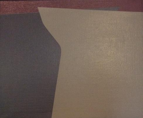 N. 415, 1969, cm 46x55, olio su tela