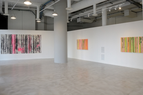 Paolo Bini - exhibition view