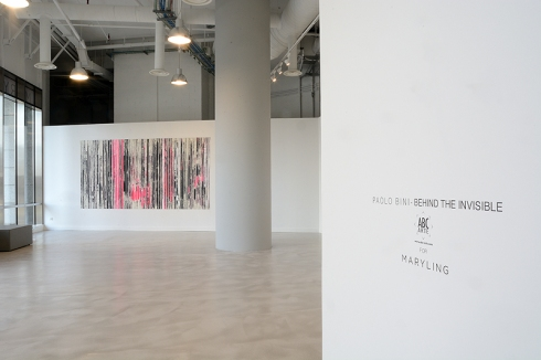 Paolo Bini - Exhibition view
