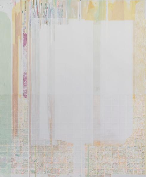 Sweet unrest, 2015, tecnica mista su tela, 120x100cm