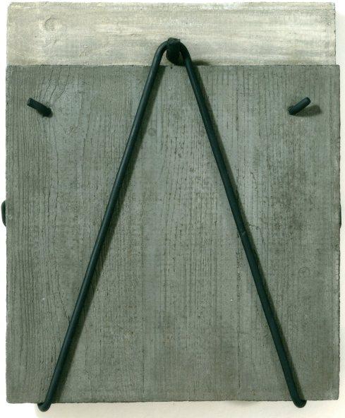 Uncini cemento e ferro 64x53x12 ( Architetture n°238 2007 )