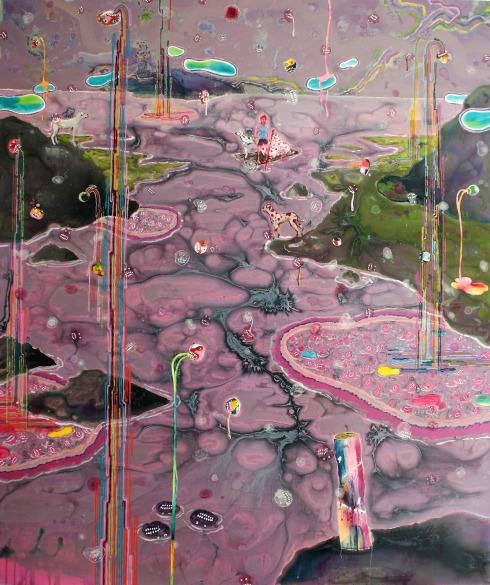 William Marc Zanghi, Purple River