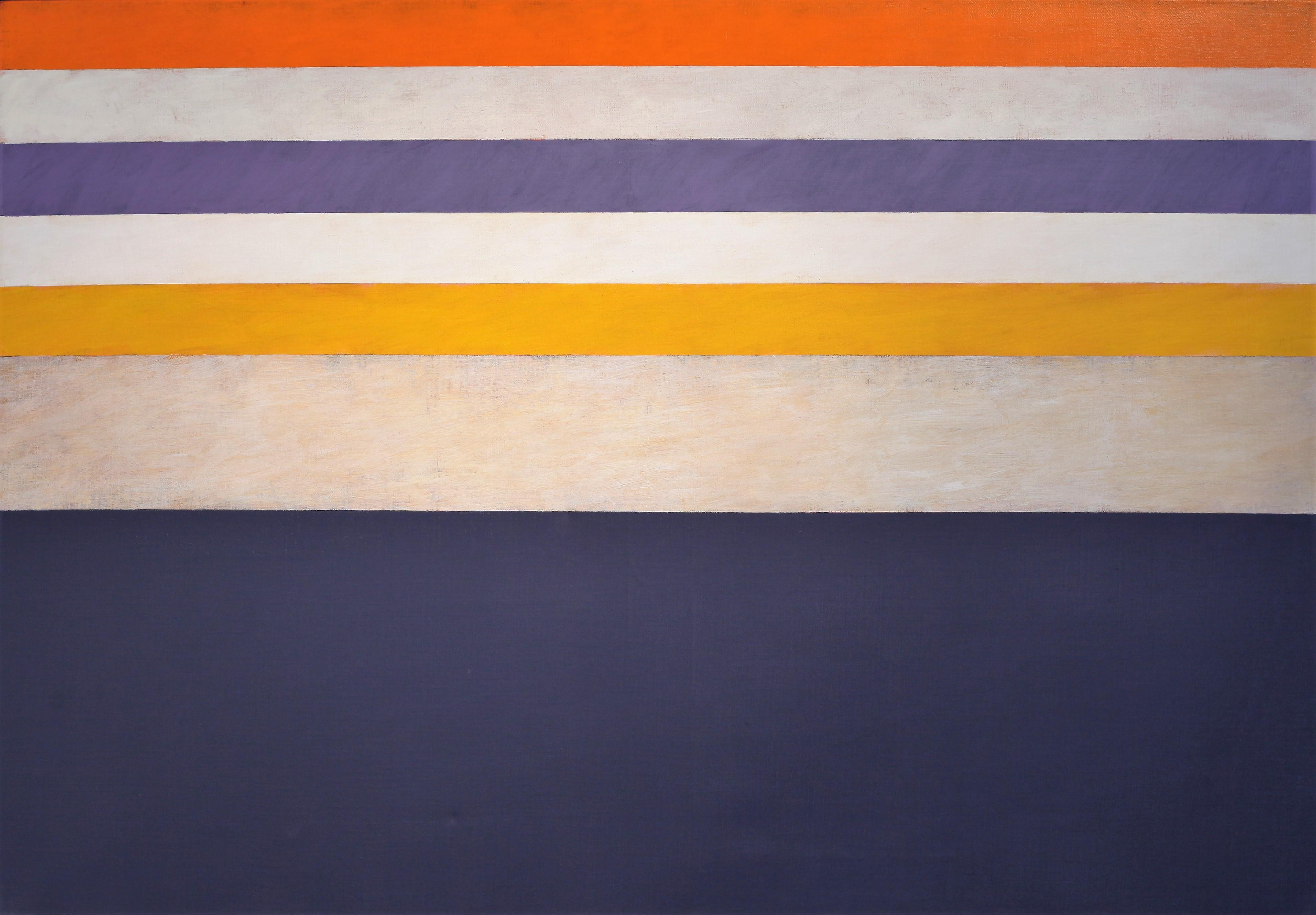 Caudio Verna Pittura 1974 90x130