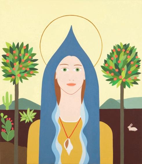 Madonna della conchiglia