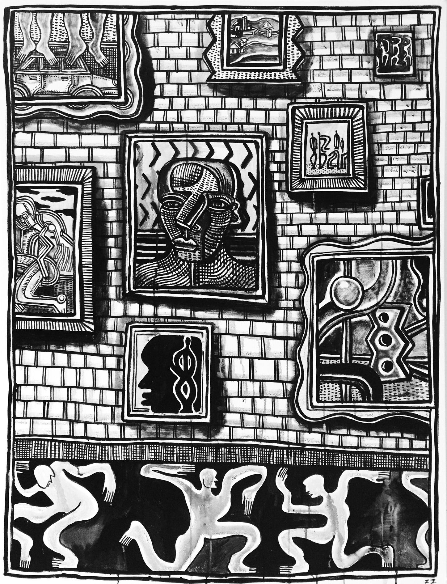 10-bis-zio-zieglerthe-weight-of-art-history-2015-acrilico-su-tela-cm122x91