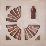 1964-nicolotti-visione-1964-tela-intagliata-e-dipinta-e-tecnica-mista-90x90-cm
