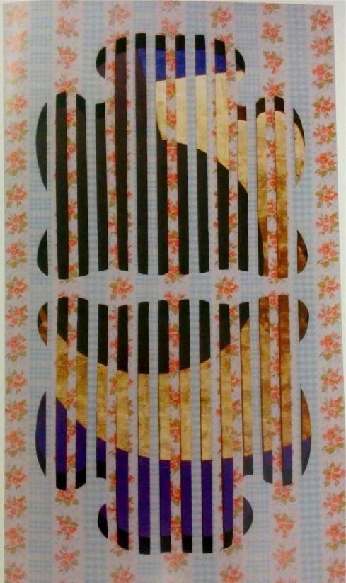 1965-cavallo-di-fiori-tela-cerata-intagliata-tecnica-mista-150x87-cm