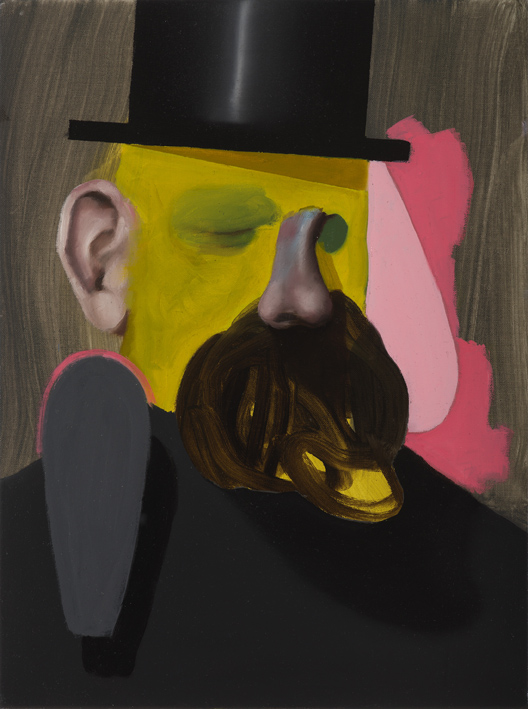giuliano-sale-the-painter-who-wanted-to-be-a-musician-2017-oil-on-canvas-40x30-cm