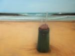 Samantha Torrisi_Portami al mare, 2016_Olio su tela, cm 80x60