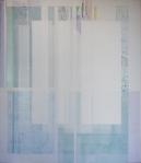 Senza titolo, Tec. mista su tela, 120x100cm, 2017